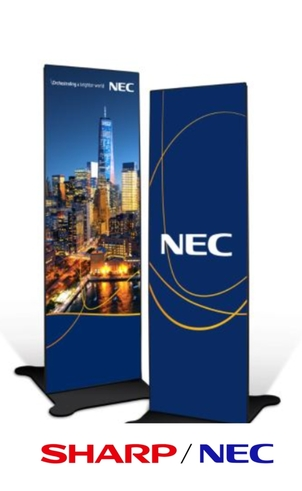 NEC A Series LED Poster1